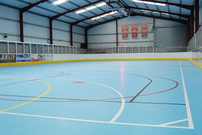 The Rink Sports Hall