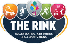The Rink Sports Arena & Multipurpose Centre  Sticky Logo