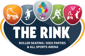The Rink Sports Arena & Multipurpose Centre  Mobile Retina Logo