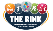 The Rink Sports Arena & Multipurpose Centre  Retina Logo